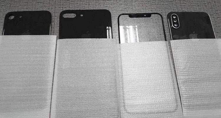 iPhone 8, 7s e 7s Plus: tutti con posteriore in vetro e ricarica wireless?