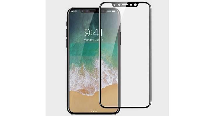 iPhone 8, online nuova protezione schermo che conferma il design