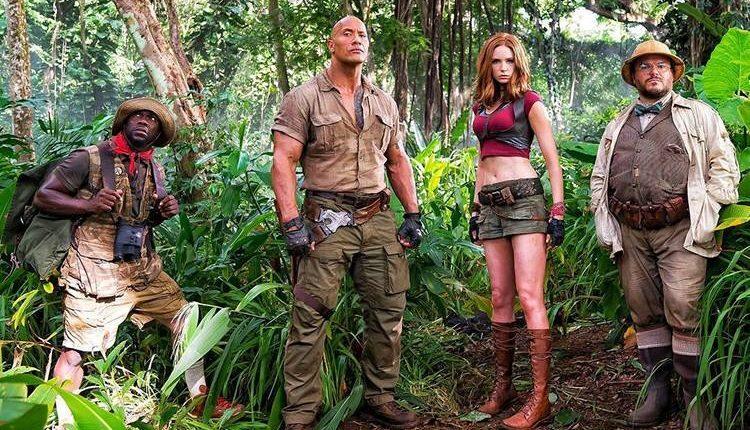 Se amate Jumanji non guardate il nuovo trailer di Jumanji Welcome to the Jungle