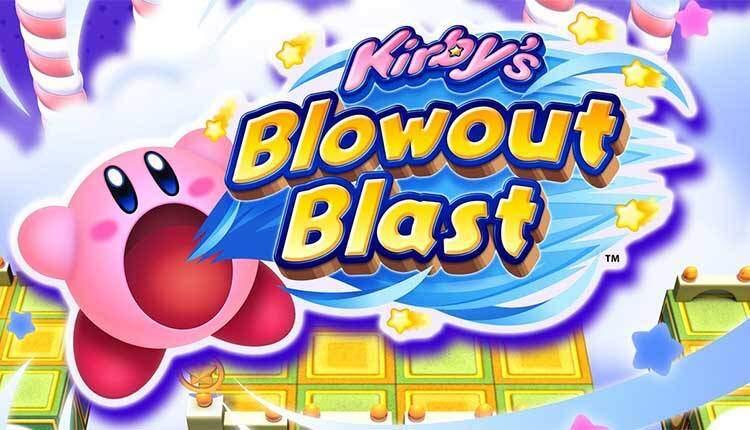 Kirby's Blowout Blast sputacchia i suoi nemici su Nintendo 3DS dalla prossima settimana