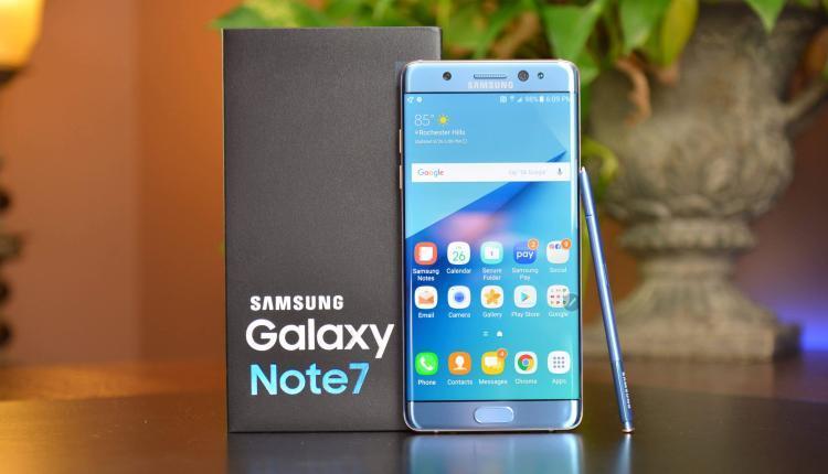 Samsung Galaxy Note 7 FE avvistato in alcuni poster pubblicitari