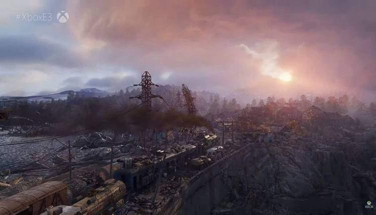 Metro Exodus, seguito di Metro 2033 e Last Light, annunciato all'E3 di Microsoft