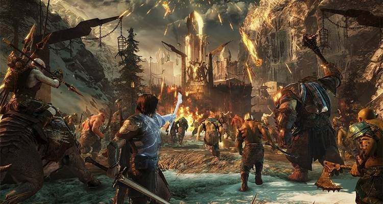 Middle-Earth Shadow of War: ci saranno differenze tra PS4 Pro e Xbox One X?