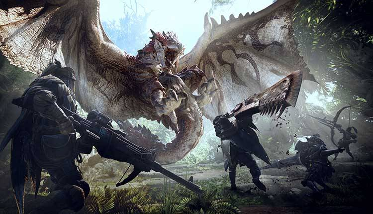 Monster Hunter World porterà Monster Hunter su PC, PS4 e Xbox One