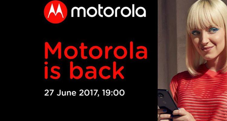 Motorola, nuovo appuntamento fissato per il 27 giugno