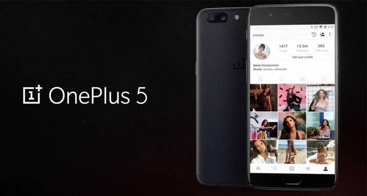 OnePlus 5 con problemi allo scrolling? L'azienda reputa tutto normale