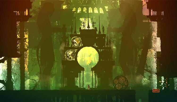 Outland è un metroidvania/bullet hell in regalo su Steam