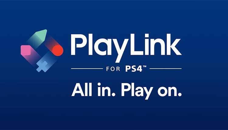 PlayLink è un catalogo di giochi PS4 da giocare con smartphone e tablet