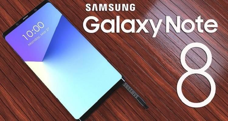 Samsung Galaxy Note 8, dopo il posteriore ora spunta un leak anche della parte frontale