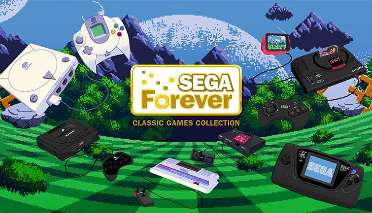 SEGA Forever porta i classici SEGA su dispositivi Android e iOS