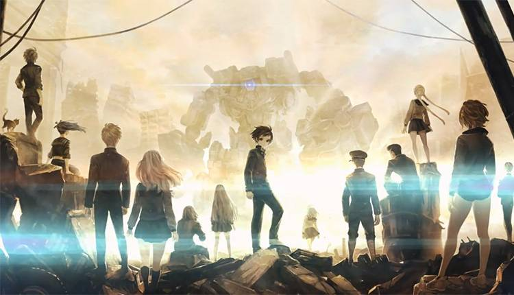 Atlus all'E3 mostra 13 Sentinels Aegis Rim di VanillaWare e George Kamitani