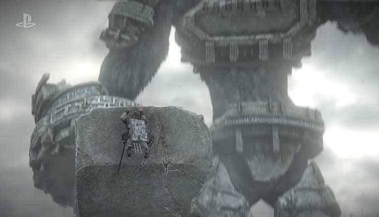 Shadow of the Colossus torna su PlayStation 4 con un remake
