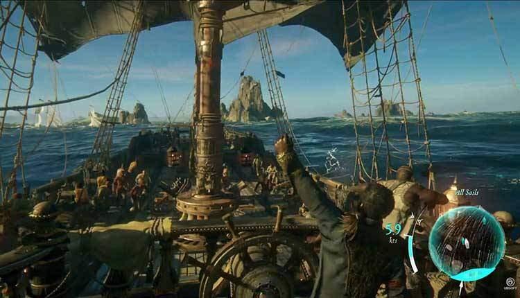 Ubisoft all'E3 si dà ai pirati con Skull & Bones