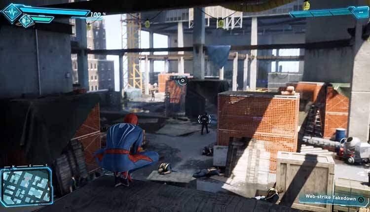 Sony all'E3 mostra lo stile di gameplay di Spider-Man di Insomniac Games