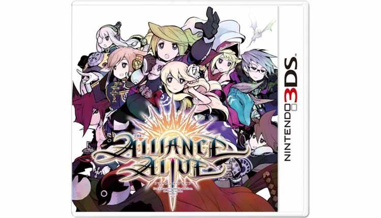The Alliance Alive è un GDR che costruisce su SaGa e The Legend of Legacy