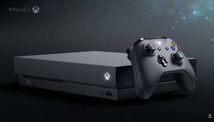 Xbox One X non supporterà la Realtà Virtuale