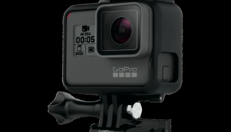 Gopro hero5 black con microsd da 32gb in offerta su ebay for Macchina da cucire prezzo piu basso