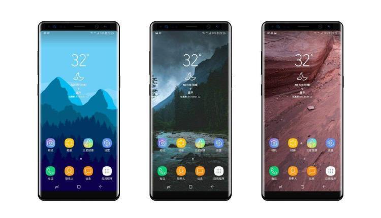"""Samsung Galaxy Note 8 in un nuovo render: l'ipotesi del Galaxy S8 """"allungato"""" è sempre più una certezza"""