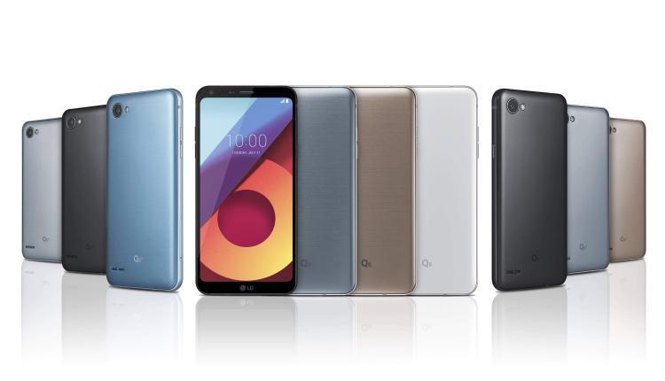 LG Q6, Q6α e Q6 Plus finalmente ufficiali: annuncio con caratteristiche tecniche