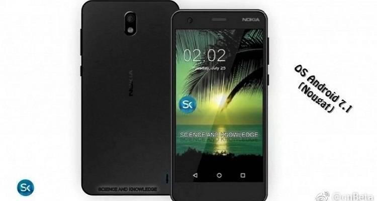 Sono online i primi renders dell'imperdibile Nokia 2!