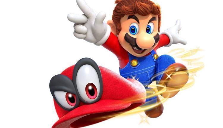 Super Mario Odyssey si mostra in un nuovo video gameplay dal Comic Con 2017 di San Diego