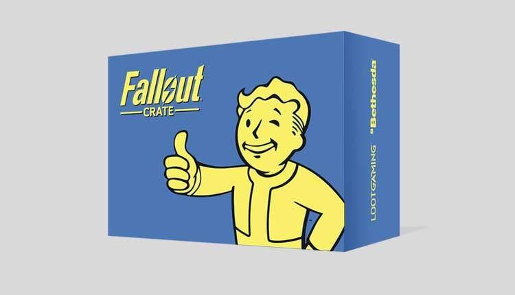 Costruisci anche tu la tua Armatura Atomica con Fallout Loot Crate in sole 6 uscite!