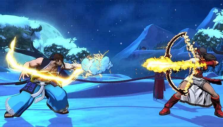 Fantasy Strike è un picchiaduro per tutti pensato per l'accessibilità