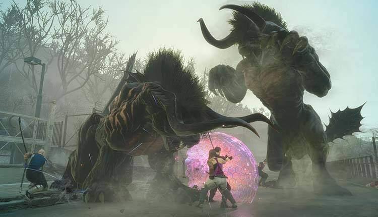 Final Fantasy 15 Comrades, la modalità coop, sta per avere una beta