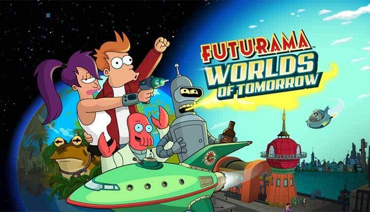 Futurama Worlds of Tomorrow come rito – Giocare male giocare tutti
