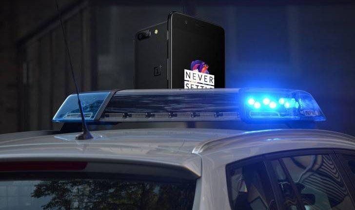 Incredibile ma vero, chiama il 911 con OnePlus 5 e lo smartphone si riavvia