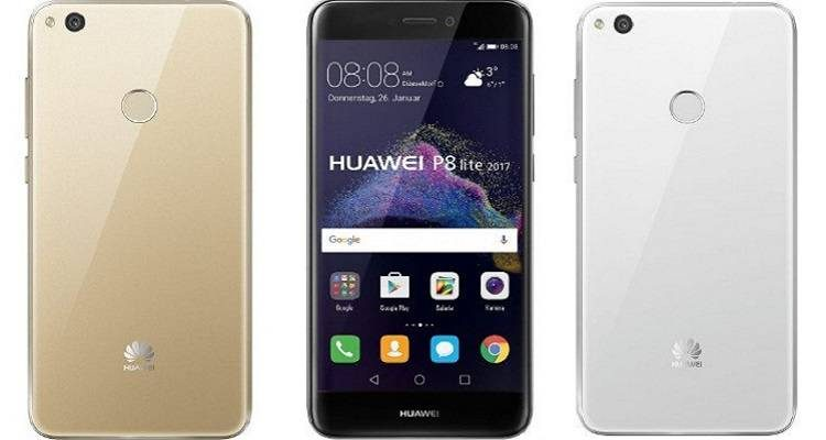 Huawei P8 Lite 2017 in offerta su eBay a soli 184 euro!