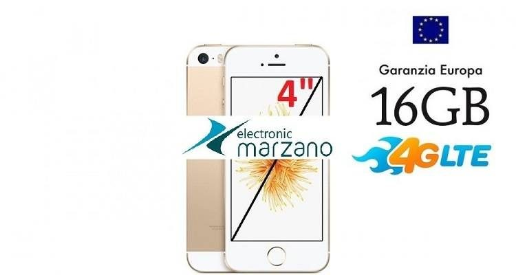 iPhone SE da 16 GB è ora disponibile su eBay a 289 euro!