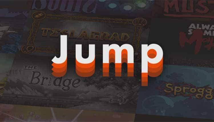 Jump vuole essere il Netflix del videogioco indipendente