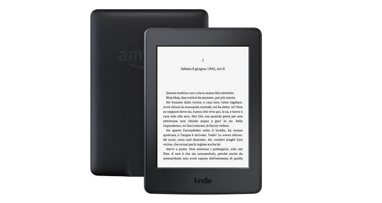 Amazon Prime Day: Kindle Paperwhite, e-reader da 6 pollici, a meno di 100 euro!