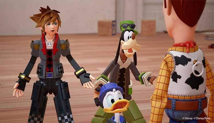 Kingdom Hearts 3 ha il mondo di Toy Story e un anno di uscita