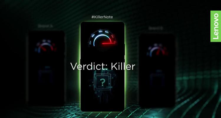 Lenovo K7 Note nel primo teaser: presentazione alle porte