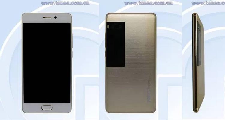 Meizu Pro 7 riceve l'ok dal TENAA: ecco il design definitivo
