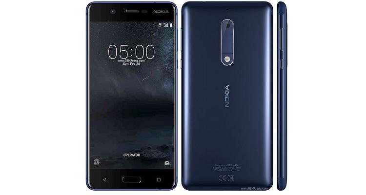 Nokia 5 arriva in Europa a 249 euro nelle colorazioni Black e Blue