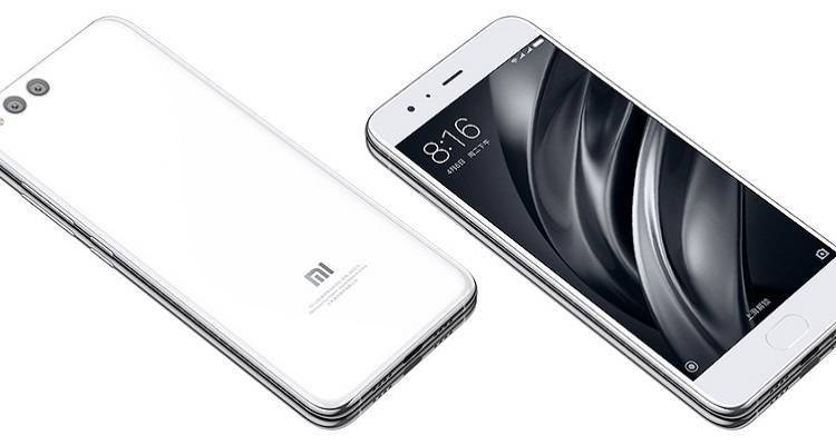 Xiaomi Mi 6, da domani in vendita la versione in bianco