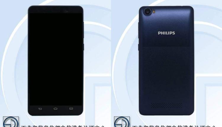 Nuovo smartphone Philips riceve la certificazione dal TENAA, ma non promette nulla di buono