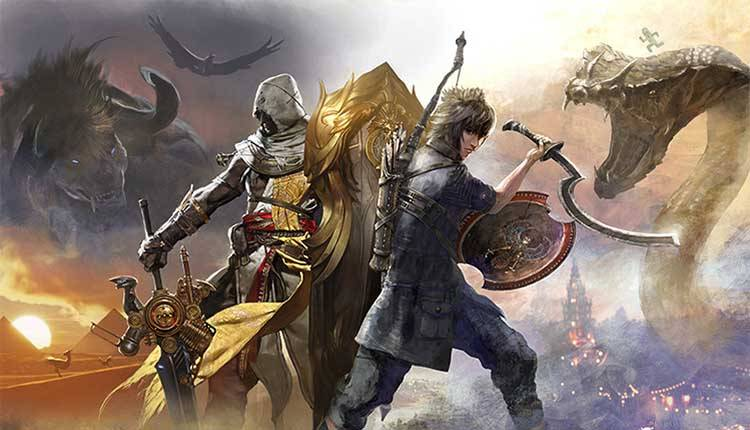 Assassin's Creed Origins arriva in Final Fantasy 15 con Assassin's Festival DLC [AGGIORNATO]