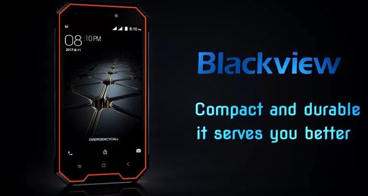 Blackview BV4000, nuovo rugged phone resistente all'acqua
