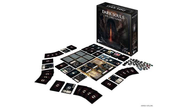Dark Souls Diventa Un Gioco Di Carte Con Dark Souls The Card