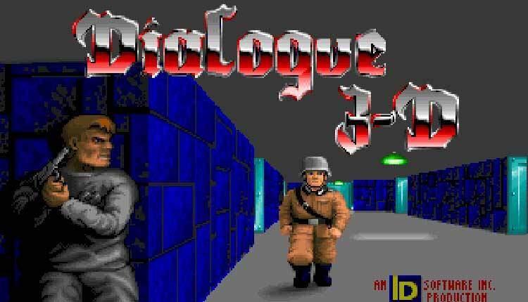 Wolfenstein 3D come risposta al dibattito sul prendere o no a pugni i nazisti – Giocare male, giocare tutti
