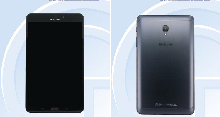 Samsung Galaxy Tab A 8.0 LTE certificato anche dal TENAA