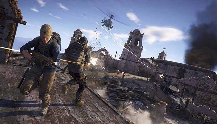 Ghost Recon Wildlands ha ora una demo su PS4 e Xbox One