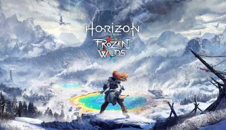 Horizon Zero Dawn visiterà a novembre i gelidi territori di The Frozen Wilds
