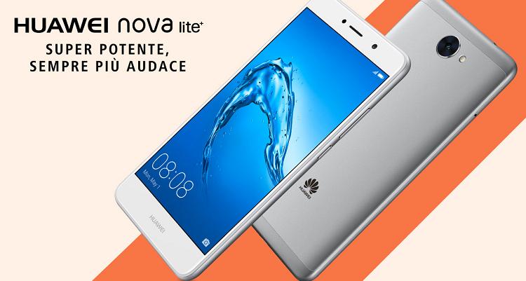 Huawei Nova Lite+ e Nova Young disponibili all'acquisto online