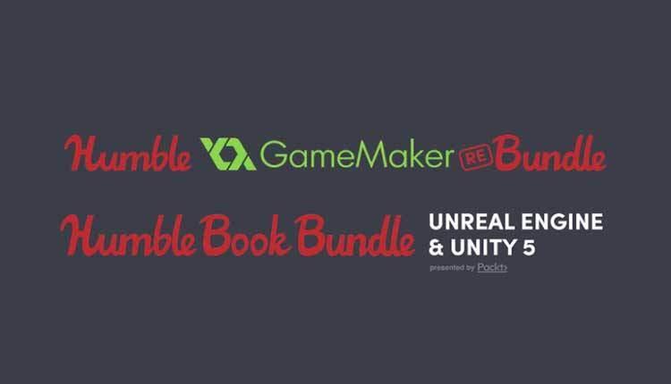Due Humble Bundle per aspiranti sviluppatori di videogiochi