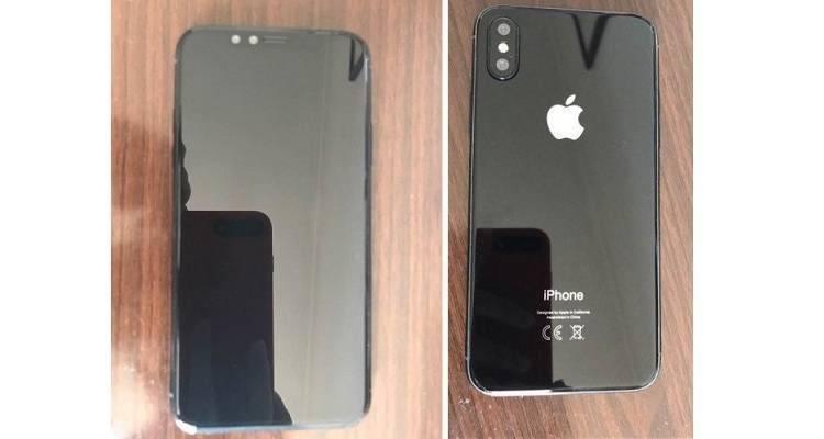 iPhone 8, le prime foto reali mostrano una clamorosa sorpresa!